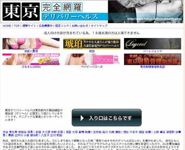 『東京デリバリーヘルス』