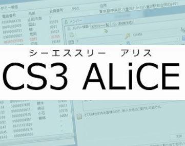 CS3 ALiCE