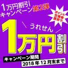 【うれせん】1ヶ月35,000円で掲載可能に♪1万円割引キャンペーンのお申込みは2018年12月まで!